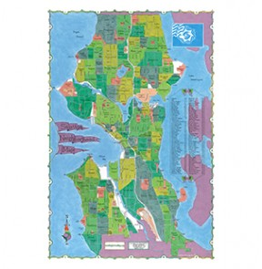 Map of Seattle Neighborhoods