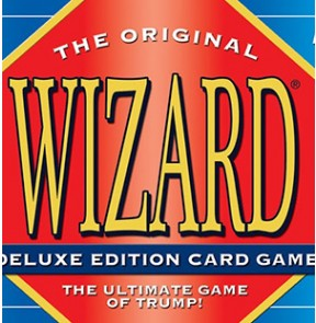 Wizard Deluxe Card Game Set