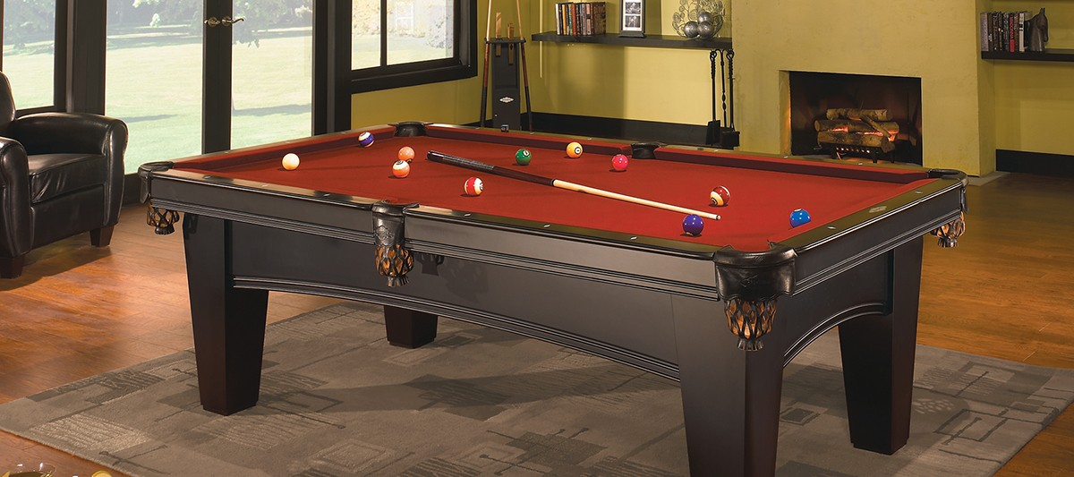 Bayfield pool tables for Brunswick pool tables