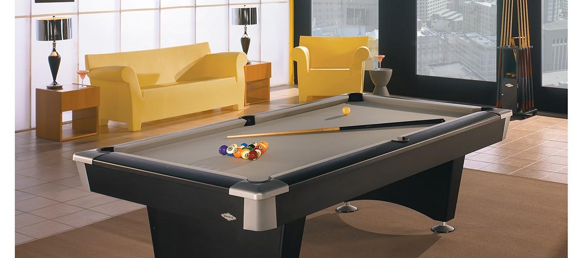 Black Wolf Pool Tables