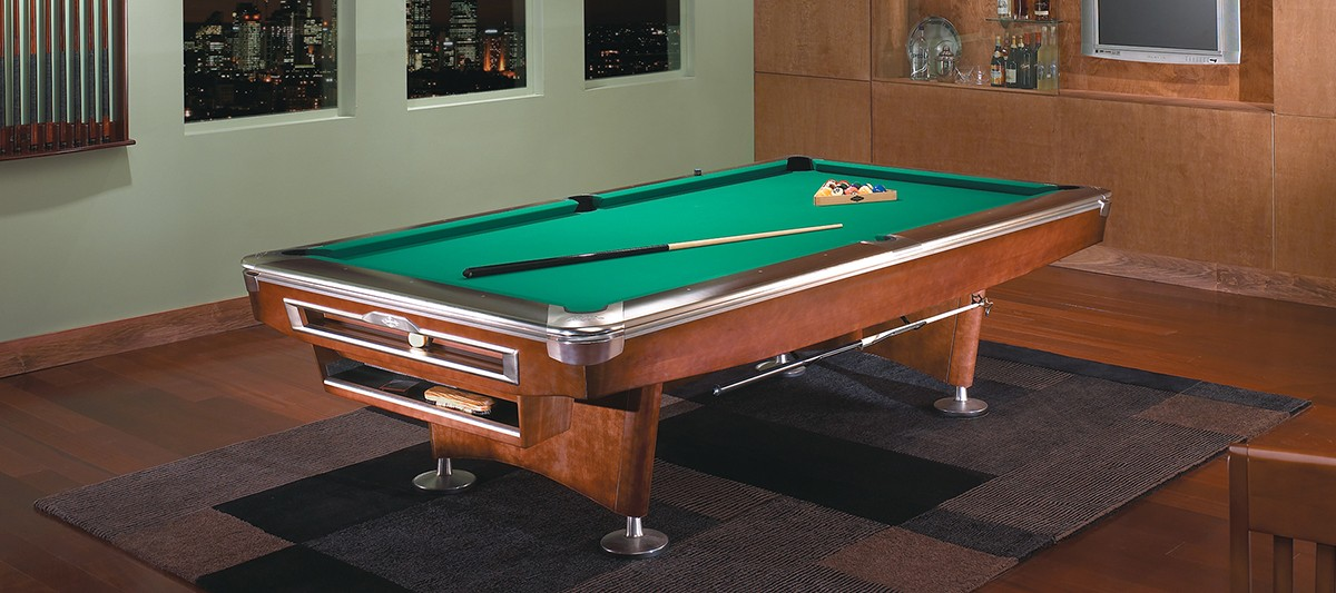Gold Crown V - Pool Tables