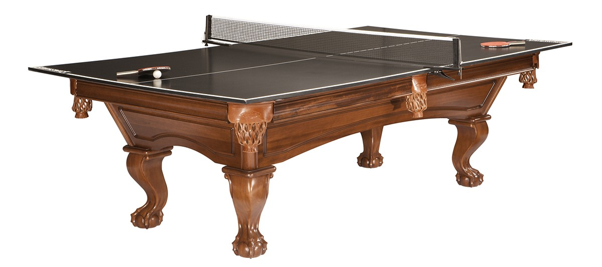 Ct8 table tennis conversion top for 10 games in 1 table