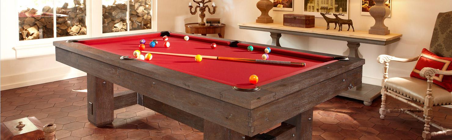 Billiards Tables