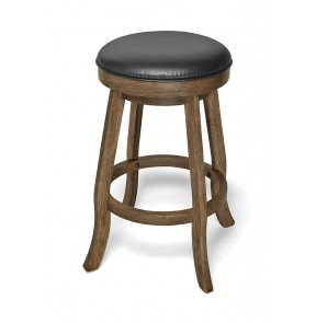 Traditional Backless Pub Stool