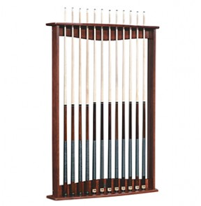 Gold Crown Wall Rack