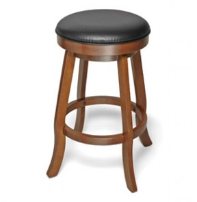 Traditional Backless Bar Stool