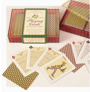 Wine Playing Card Set