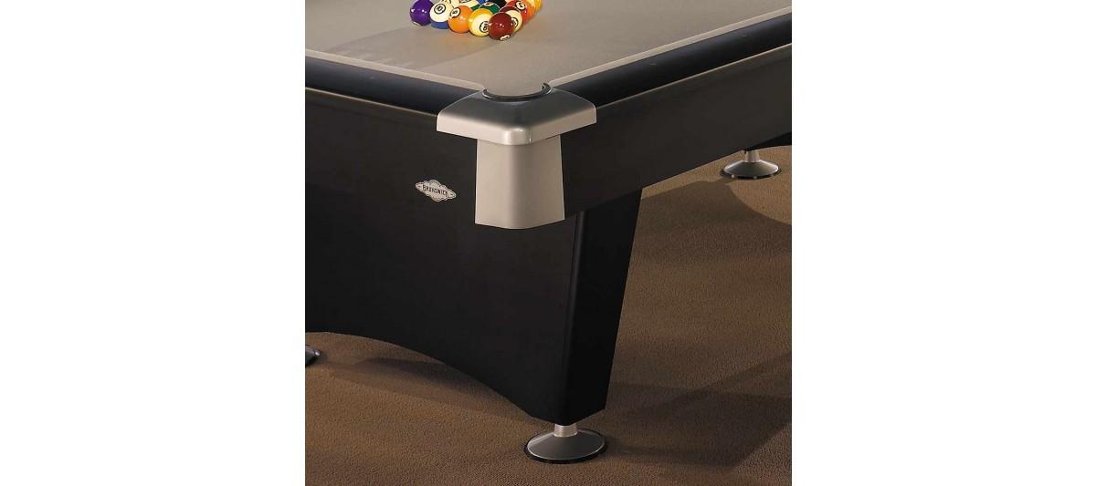Black Wolf Billiards Tables - Black wolf pool table