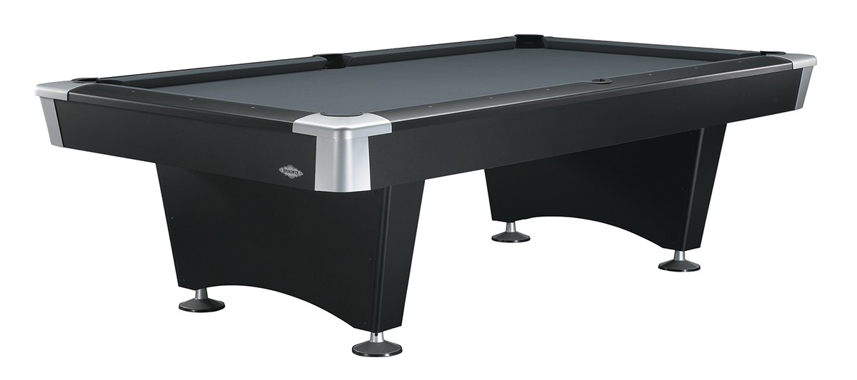 Black Wolf Billiards Tables