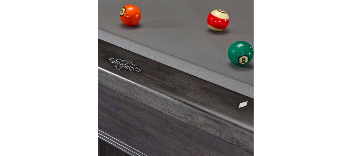 Bridgeport Billiards Tables - Brunswick bridgeport pool table