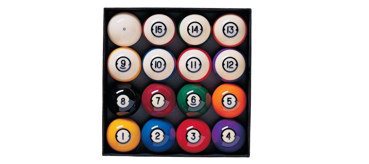 Centennial Pocket Balls Full Set
