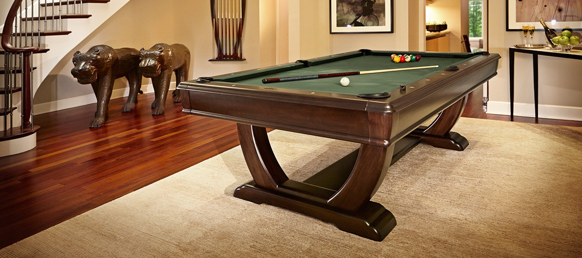 De Soto - Brunswick richmond pool table