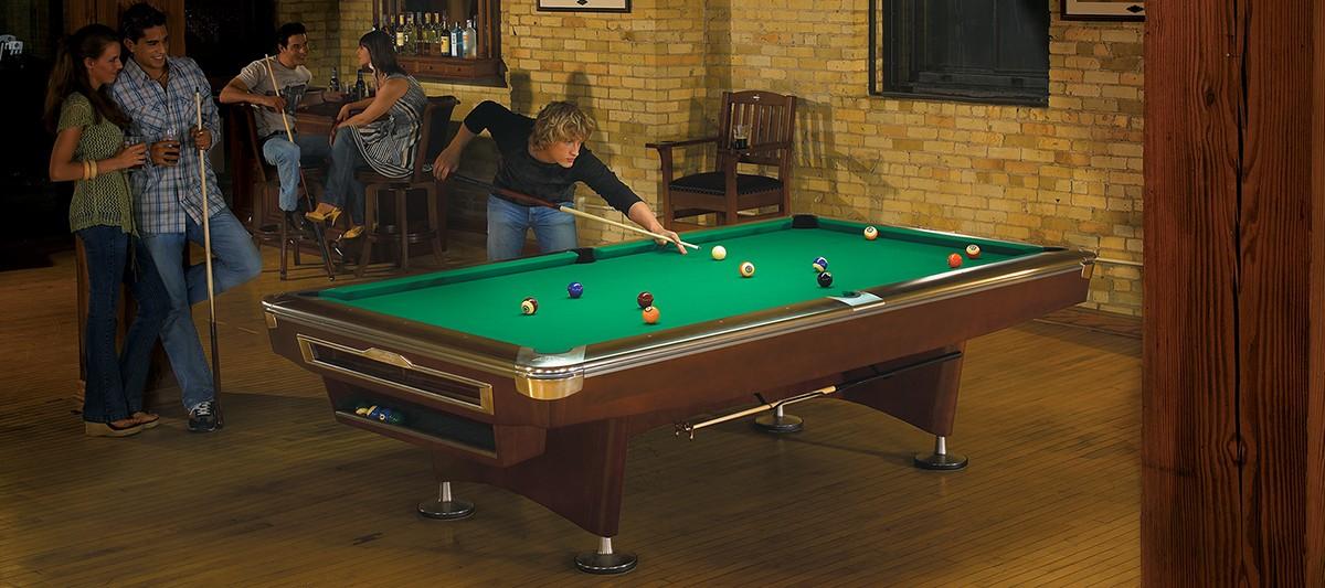 Gold Crown V - Billiards Tables