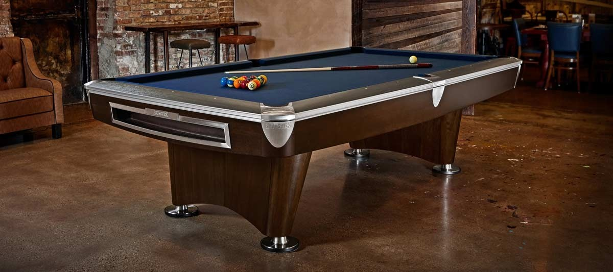 Gold Crown VI - New brunswick pool table