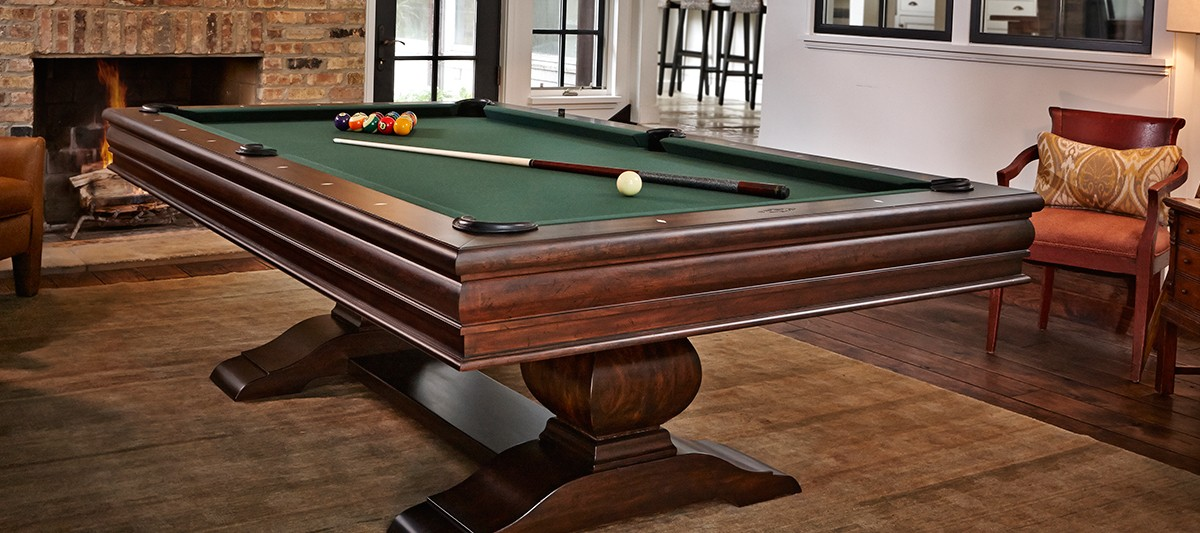Mackenzie Billiards Tables