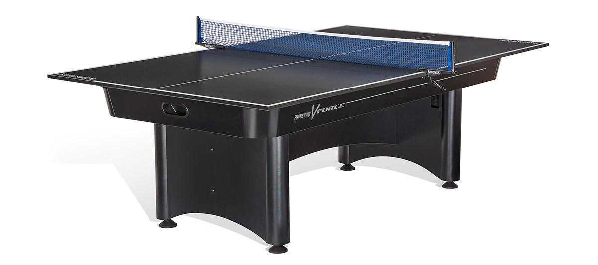 CT Table Tennis Conversion Top Furniture - Brunswick pool table ping pong top