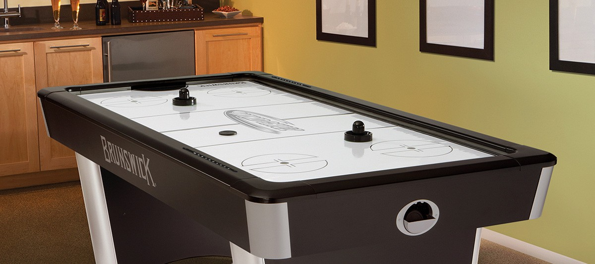 Brunswick air hockey table replacement parts table designs wind chill air hockey game tables greentooth Choice Image