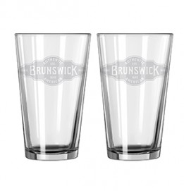 Brunswick Pint Glasses