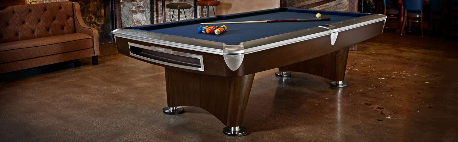 Brunswick Billiards Home - Brunswick sherwood pool table